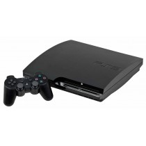 Sony PlayStation 3 CECH-3008a [Black, 160 Gb]